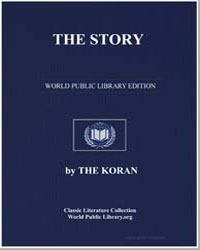 The Noble Koran (Quran) : The Story by Transcribed  the Prophet Muhammad