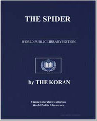The Noble Koran (Quran) : The Spider by Transcribed  the Prophet Muhammad