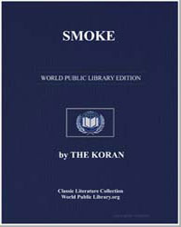 The Noble Koran (Quran) : Smoke by Transcribed  the Prophet Muhammad