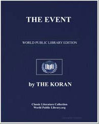 The Noble Koran (Quran) : The Event by Transcribed  the Prophet Muhammad