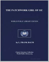 The Patchwork Girl of Oz by Baum, Frank L.