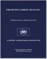 The Divine Comedy of Dante by Alighieri, Dante