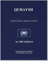 The Noble Koran (Quran) : Quraysh by Transcribed  the Prophet Muhammad