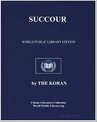 The Noble Koran (Quran) : Succour by Transcribed  the Prophet Muhammad