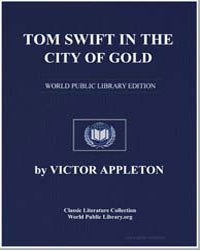 Tom Swift in the City of Gold by Appleton, Victor