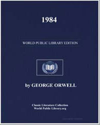 1984 by Orwell, George
