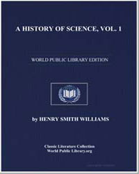 A History of Science, V1 by Williams, Henry Smith