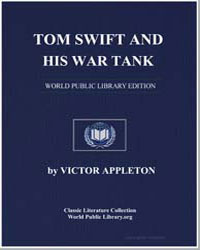 Tom Swift and His War Tank : Or, Doing H... by Appleton, Victor