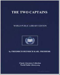 The Two Captains by Heinrich, Friedrich