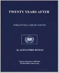 Twenty Years After by Dumas, Pere Alexandre