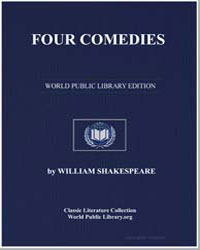 Four Comedies by Shakespeare, William