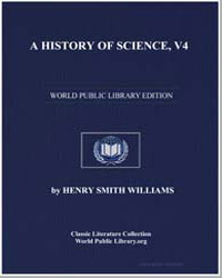 A History of Science, V4 by Williams, Henry Smith