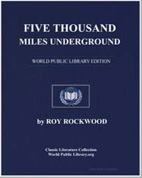 Five Thousand Miles Underground or the M... by Rockwood, Roy