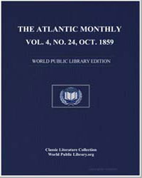 The Atlantic Monthly, Volume 4, No. 24, ... by Hutchinson, Joshua