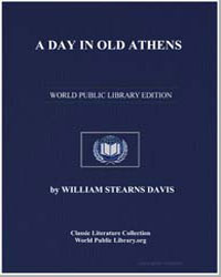 A Day in Old Athens by Davis, William Stearns