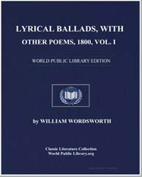 Lyrical Ballads, With Other Poems, 1800,... by Wordsworth, William