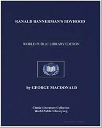 Ranald Bannerman's Boyhood by Macdonald, George