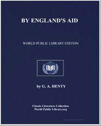 By England's Aid by Henty, George Alfred