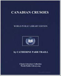 Canadian Crusoes by Traill, Catherine Parr