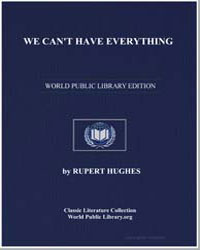 We Can'T Have Everything by Hughes, Rupert