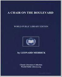 A Chair on the Boulevard by Merrick, Leonard