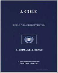 J. Cole by Gellibrand, Emma