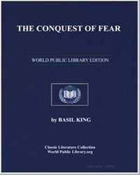 The Conquest of Fear by King, Basil