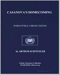 Casanova's Homecoming by Schnitzler, Arthur