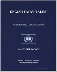 English Fairy Tales by Jacobs, Joseph