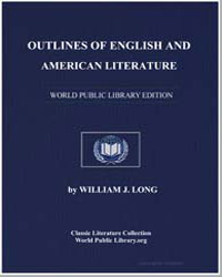 Outlines of English and American Literat... by Long, William J.