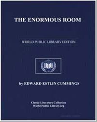 The Enormous Room by Cummings, Edward Estlin