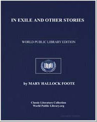 In Exile and Other Stories by Foote, Mary Hallock