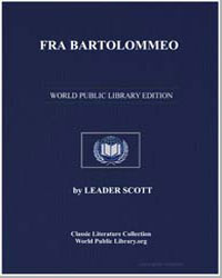 Fra Bartolommeo by Scott, Leader