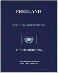 Freeland by Hertzka, Theodor