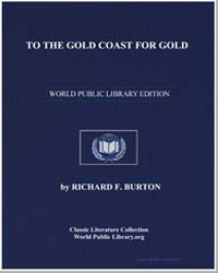 To the Gold Coast for Gold by Burton, Richard Francis, Sir