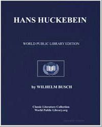 Hans Huckebein by Busch, Wilhelm