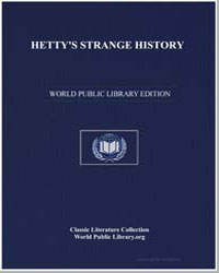 Hetty's Strange History by