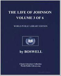 The Life of Johnson, Volume 3 of 6 by Ingram, Jonathan