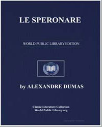 Le Speronare by Dumas, Pere Alexandre