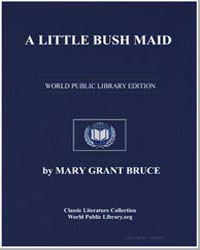 A Little Bush Maid by Bruce, Mary Grant