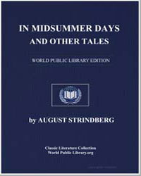 In Midsummer Days and Other Tales by Strindberg, August