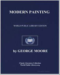 Modern Painting by Moore, George
