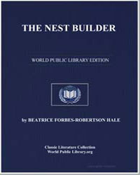 The Nest Builder, The by Hale, Beatrice Forbes-Robertson
