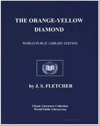 The Orangeyellow Diamond by Fletcher, J. S.