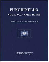 Punchinello, Volume 1, No. 3, April 16, ... by Hutchinson, Joshua