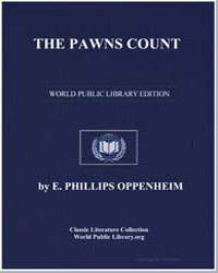 The Pawns Count by Oppenheim, Edward Phillips