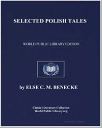 Selected Polish Tales by Hutchinson, Joshua