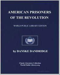 American Prisoners of the Revolution by Dandridge, Danske