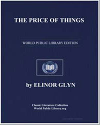 The Price of Things by Glyn, Elinor