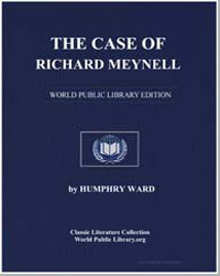 The Case of Richard Meynell by Ward, Humphrey, Mrs.